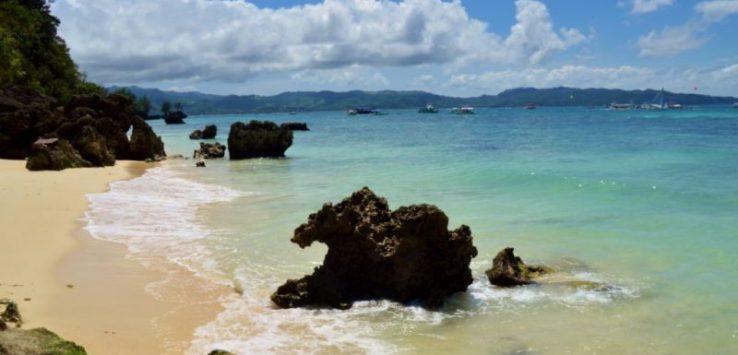 The beautiful beaches of Boracay