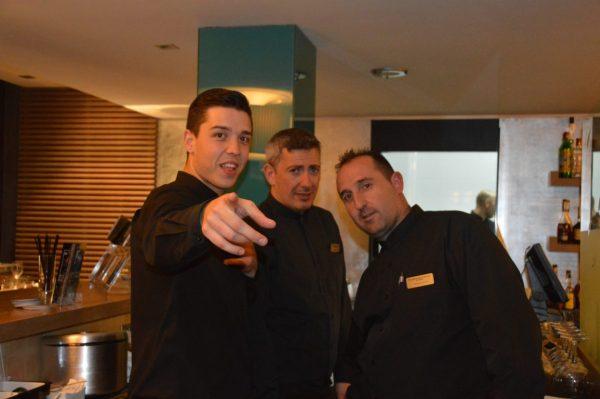 Bartenders at Protur Hotel & Spa Sa Coma Mallorca