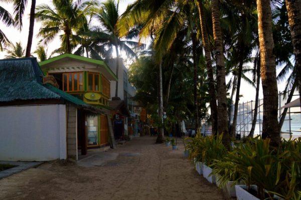 Sand Path Boracay Station 2