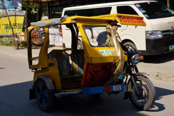 One of many transportation options
