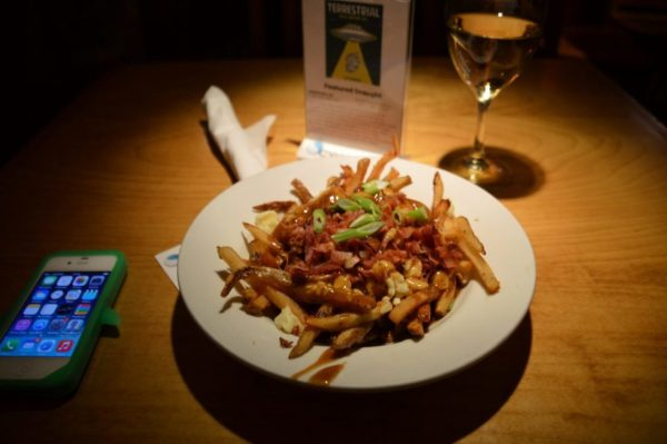 Traditional Poutine at C'est What