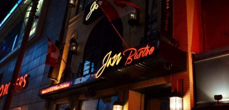 Famous Jazz Bistro in Toronto