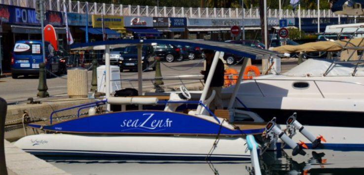 seaZen Solar Boat Club French Riviera