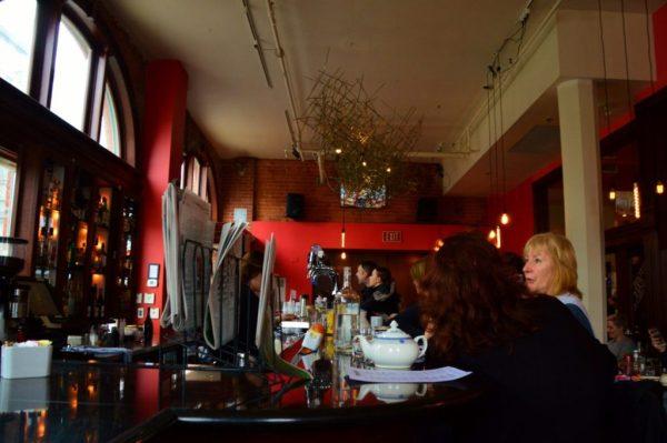 Gladstone Hotel Cafe