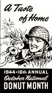 Donut Month, 1944