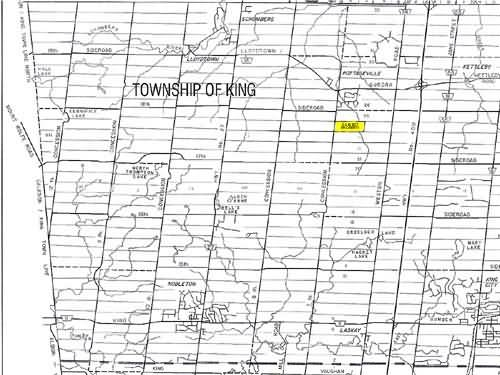 Original 100 Acre King Township Lot Caledon Country Homes