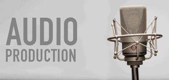 audio production service houston