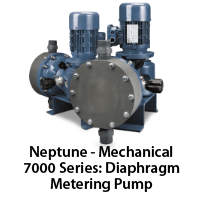Neptune MP7100 Mechanical Series Pumps