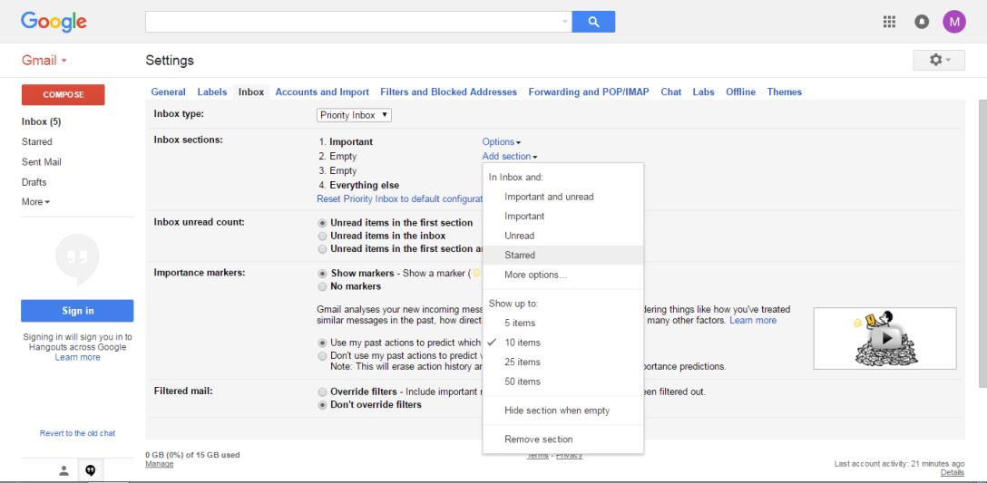 Prioritize Your Gmail