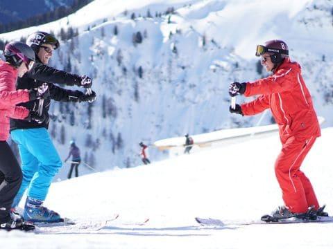 Skischule Kappl Privatunterricht für 2 Personen 5 Stunden