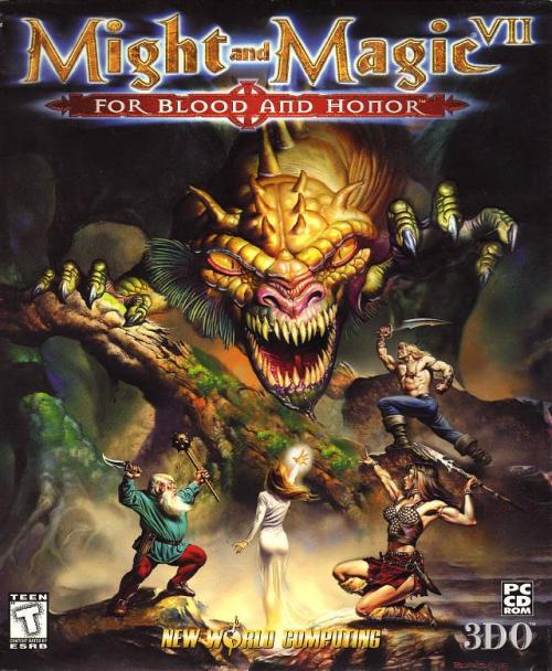 Might And Magic 7 For Blood And Honor Cheats Fr PC