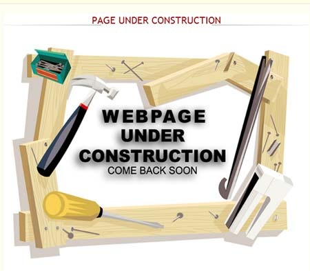 Page Under Construction graphic