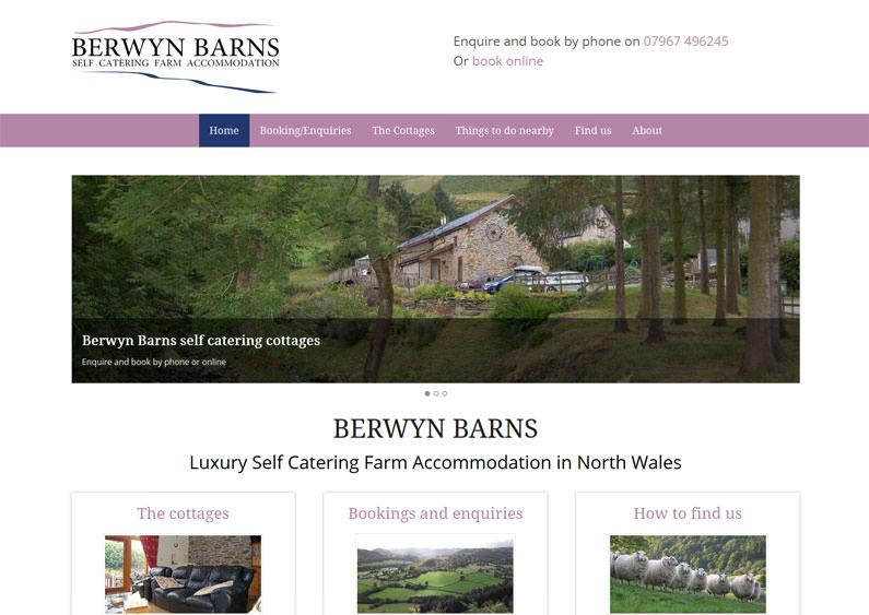 Berwyn Barns