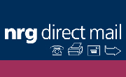 NRG Direct Mail logo