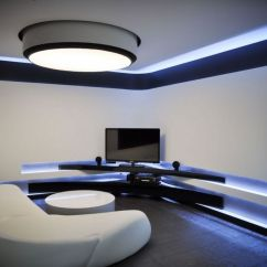 Living Room Led Lighting Nice Colour Glamorize The Look Of Your Home With New Age