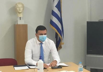 Συμμετοχή Υπουργού Υγείας Βασίλη Κικίλια στην άτυπη συνάντηση Υπουργών Υγείας της Ε.Ε.