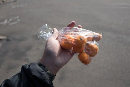 8 - oranges II