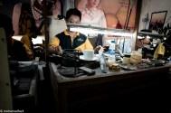 Bogyoke Aung San Market - Jewellery Maker