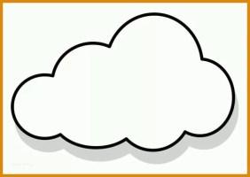 Vorlage Wolke 11 Stile Nur Für Sie