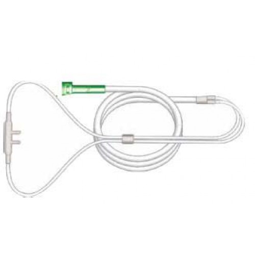 Dynarex Sof-Touch Nasal Cannula Infant 7Ft. Straight Tip- Ca50