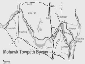 Resources for Exploring the Mohawk Towpath Byway