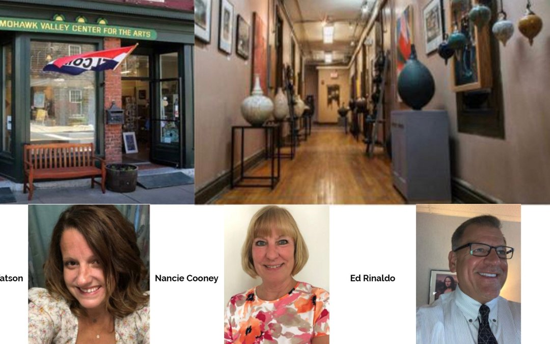 Local Art Educators and Galleries honored by the New York State Art Teachers Association