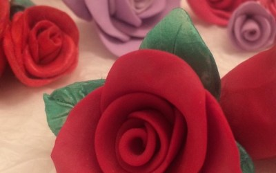 Polymer Roses Class