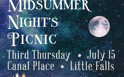 3rd Thursday July 15th