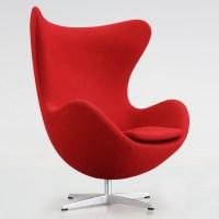 Egg Chair di Fritz Hansen | Poltrone & Chaise Longue ...