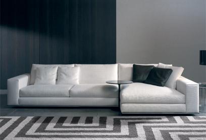 HAMILTON SOFA di Minotti  Divani e Poltrone  Arredamento  Mollura Home Design