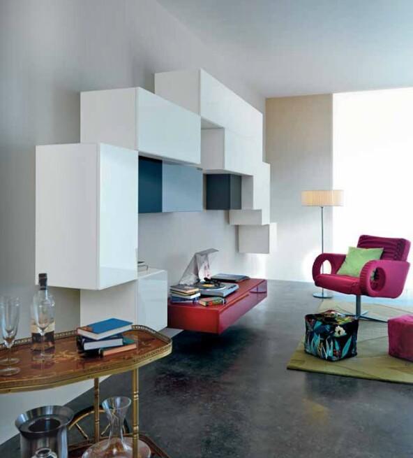 Forum Arredamentoit Corridoio con soluzione BESTA di IKEA