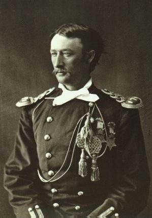 Captain T.W. Custer