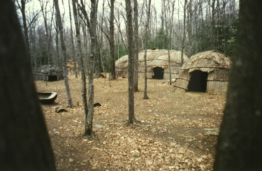Indian Village At Kent