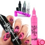 barry makeup - nail art pen