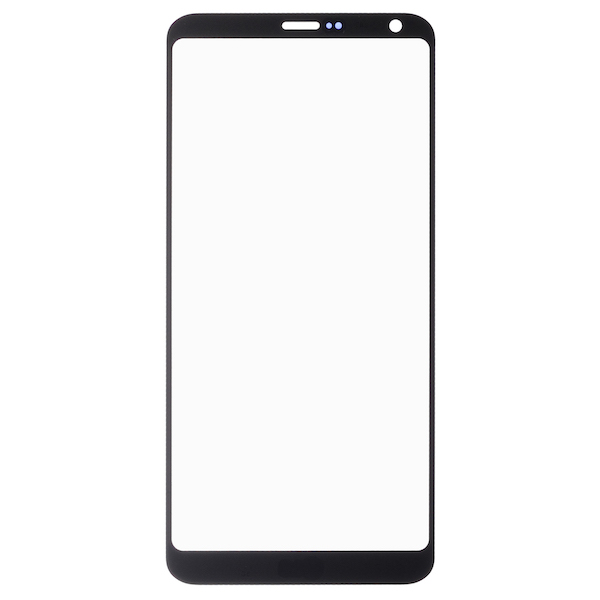 For LG G6 H870 Front Outer Glass Screen Lens Cover White