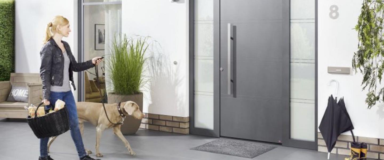 Smart Home | Toranlagen, Türen, Stahlbau Und Metallbau Mohs Hamm