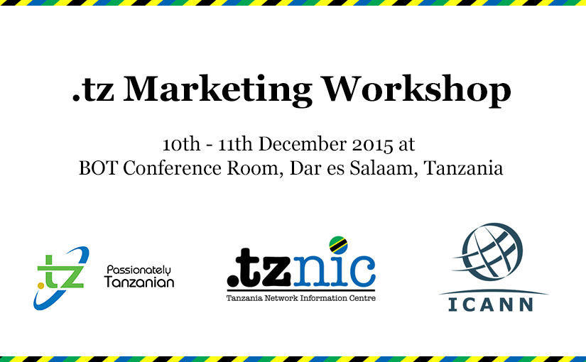 .tz Marketing Workshop