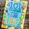 """Libro """"101 cosas para hacer al aire libre"""""""