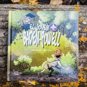 """Libro """"El joven Baden Powell"""""""