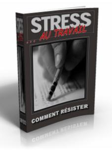 Stress au travail - ebook gratuit