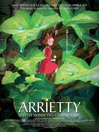 Arrietty Le Petit Monde Des Chapardeurs Le Nouveau