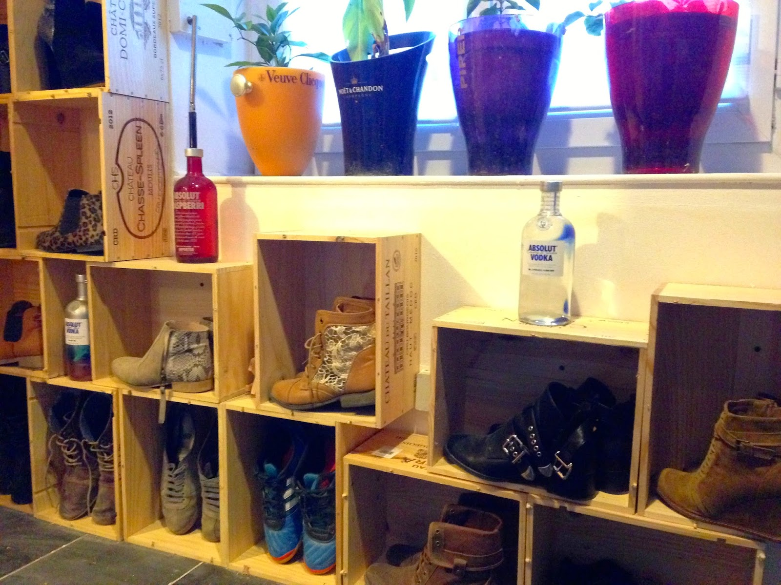 DIY Meuble  chaussures