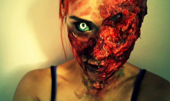 10 of the Most Horrifying Halloween Makeup Illusions