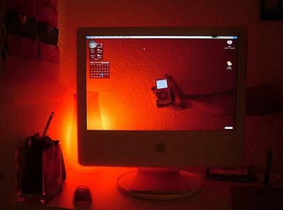The Transparent Desktop Trick