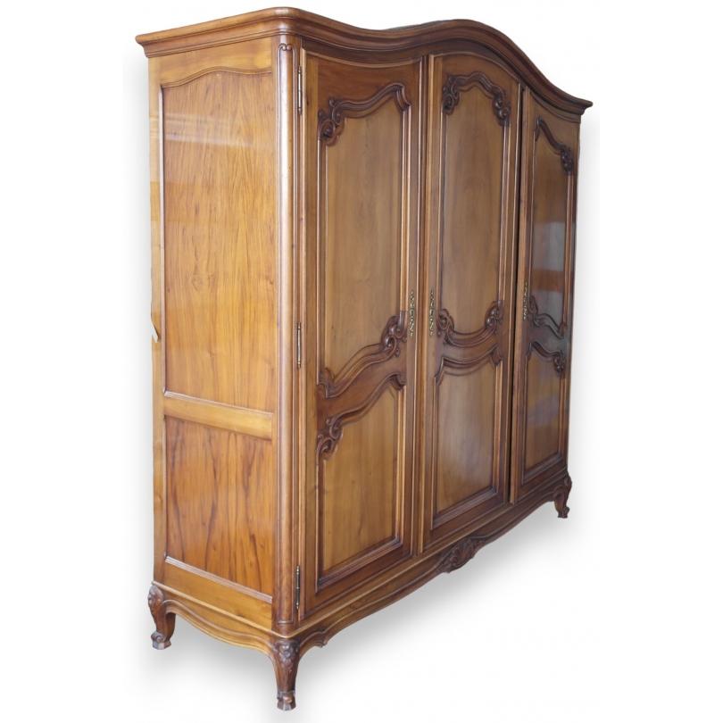 Armoire Style Louis XV Sur Moinat SA Antiquits Dcoration