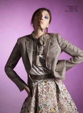 Blazer, top, skirt, all - Marc Cain, Marc Cain boutique