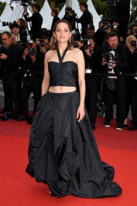 Marion Cotillard in Chanel Haute Couture
