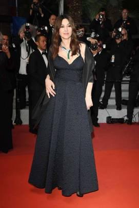 Monica Bellucci in Christian Dior