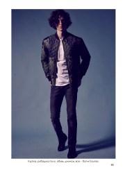 Jacket, polo-shirt, shoes, jeans, all - Kouross boutique