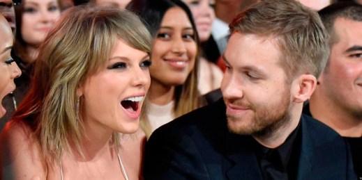 Taylor and Calvin